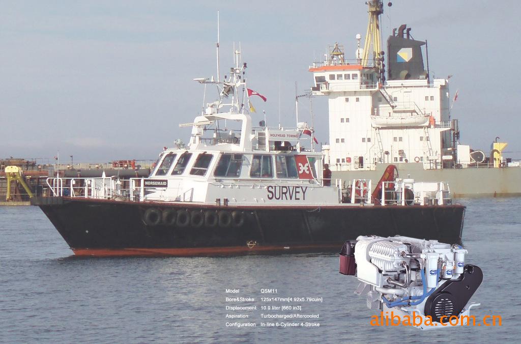 船用发动机图片_